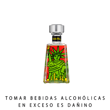 TEQUILA 1800 ESSENTIAL KEITH HARING