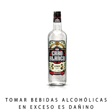 RON CABO BLANCO LIMÓN