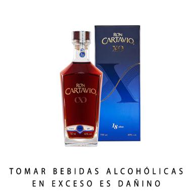 RON CARTAVIO XO 18 AÑOS