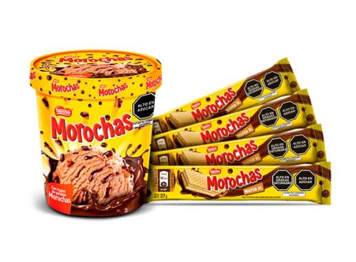 Combo Morochas Wafer Familiar