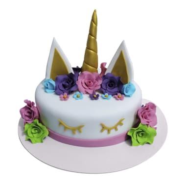Torta Unicornio y Rosas (pedidos con 48h de anticipación)