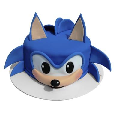 Torta Sonic (pedidos con 48h de anticipación)