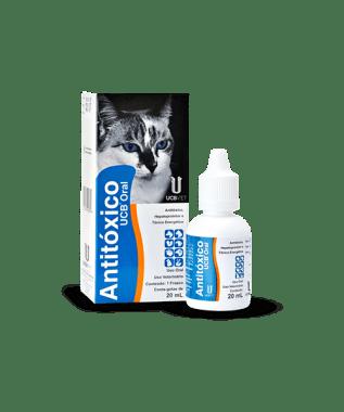 Antitóxic oral
