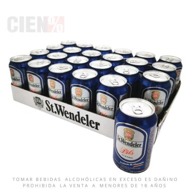 Pack Cerveza Wendeler 24 Latas