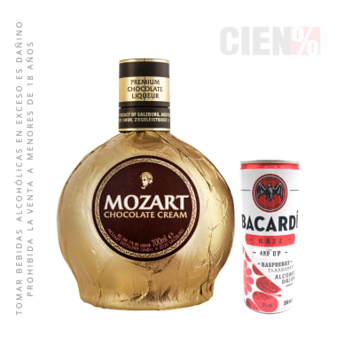 Mozart + Bacardí Raspberry