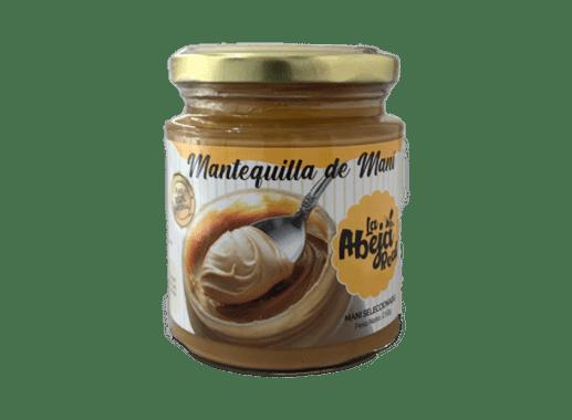 "MANTEQUILLA DE MANÍ - ""LA ABEJA REAL"""