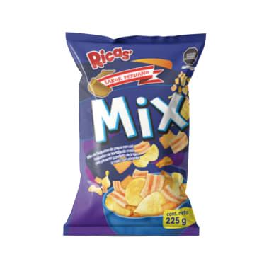 Papiricas Mix de 225 gr