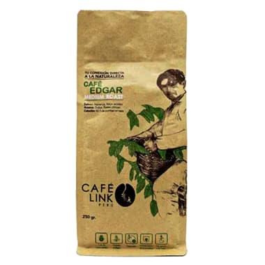 CAFE MOLIDO DE EDGAR 250G CAFE LINK