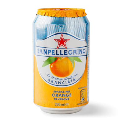 San Pellegrino Aranciata x 330 ml