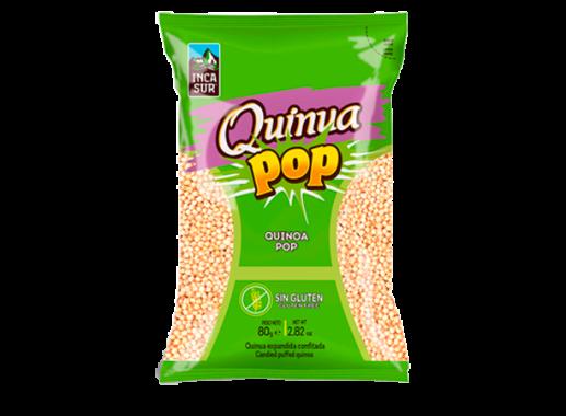 QUINUA POP (SIN GLUTEN) - INKASUR