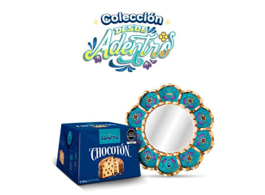 Pack Espejo D'Onofrio Chocotón