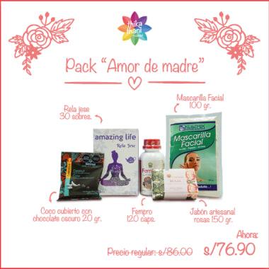 PACK AMOR DE MADRE