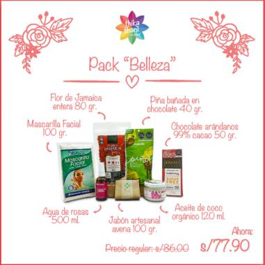 PACK BELLEZA
