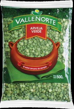 Arveja Verde Partida Valle Norte 500gr