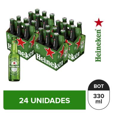 Combo Heineken 24 Botellas