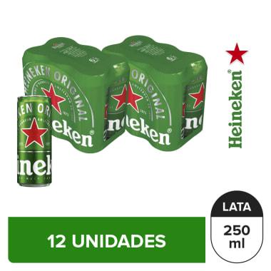 Combo Heineken 12 Latas