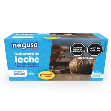 COBERTURA DE LECHE 600 G