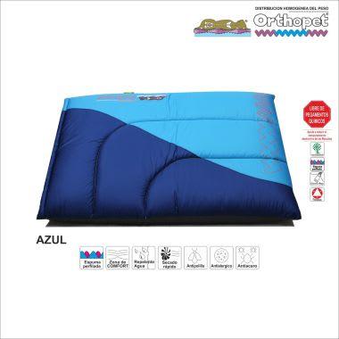 Colchoneta Orthopet Color Azul