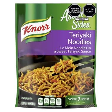 Knorr Asian Sides Teriyaki Noodles