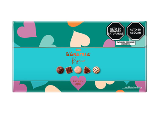 Bombones de Chocolate Surtidos X 10 Unid - D'Onofrio Reserva Edición Butrich