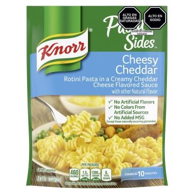 Knorr Pasta Side Cheesy Cheddar