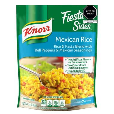Knorr Fiesta Sides Mexican Rice