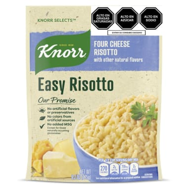 Knorr Select Four Cheese Risotto