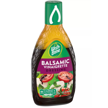 Wishbone Salsa para Ensalada Balsamic Vinagrette