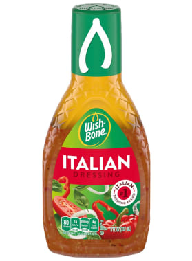 Wishbone Salsa para Ensalada Italian