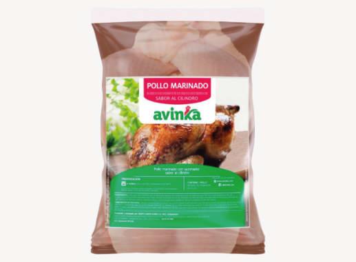 Pollo Marinado Sabor Cilindro