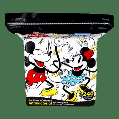 Toallitas Humedas Mickey & Minnie x240 und