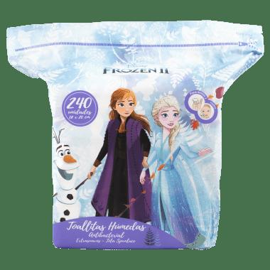 Toallitas Humedas Frozen x240 und