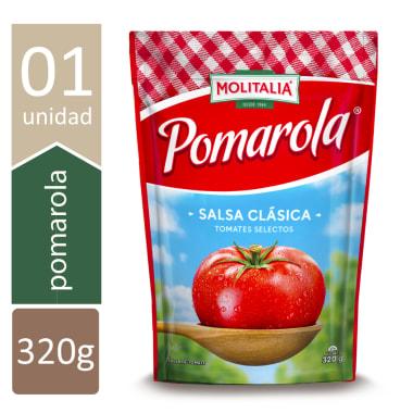 POMAROLA SALSA DE TOMATE 320g