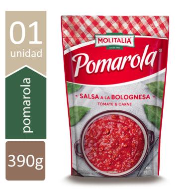 Salsa Pomarola Lista de Carne x 390gr