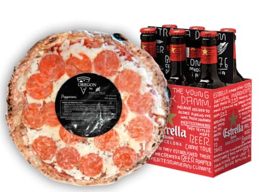 PIZZA PACK - PEPPERONI