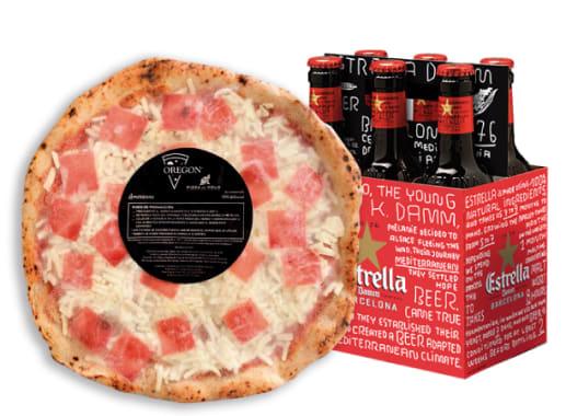 PIZZA PACK - AMERICANA