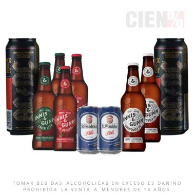 Pack Cervecero 1 : Cervezas importadas