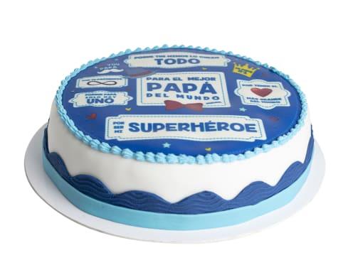 Pizarra Super Papá  (entregas a partir del miércoles 16JUN)