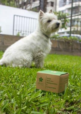 Rollo de 100 Bolsas Multi-usos Biodegradables y Compostables 6 Litros (pequeñas)
