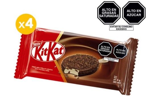 Combo Paletas Premium Kit Kat