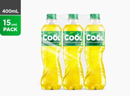 Cool Cola Amarilla 400 ML