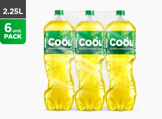 Cool Cola Amarilla 2250 ML