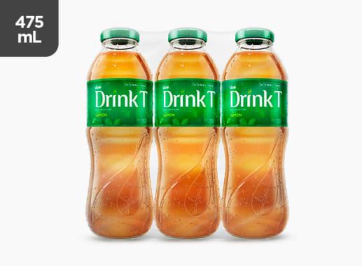 Drink T Limón 475 ML