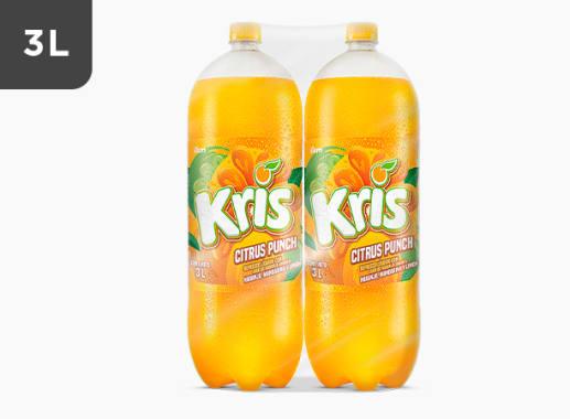 Kris Citrus Punch 3000 ML