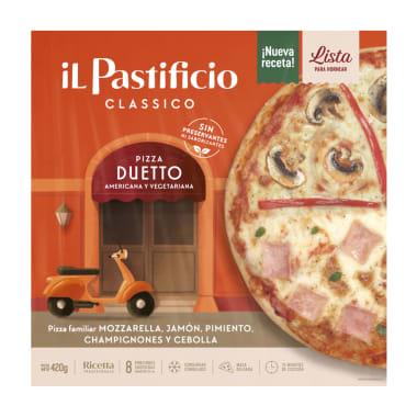Pizza Duetto