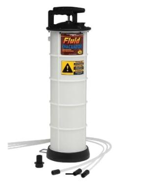 Evacuador de fluido MV7400