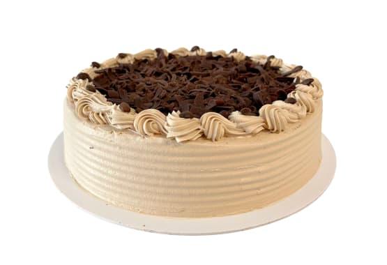 Torta Tres leches Café