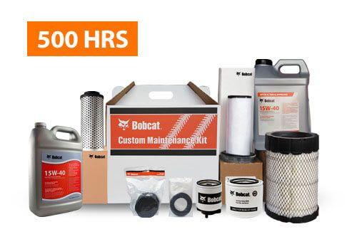 Kit 500 Hrs - Minicargador S630/S650-1 FVN / Kit500N-601