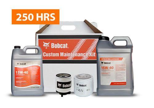 Kit 250 Hrs - Minicargador S630/S650 / Kit250-600