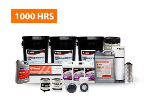 Kit 1000/2000 Hrs - Minicargador S630/S650-2 FVA / Kit1000/2000A-602